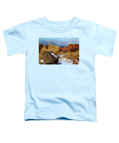 Captiol Reef National Park  Toddler T-Shirt