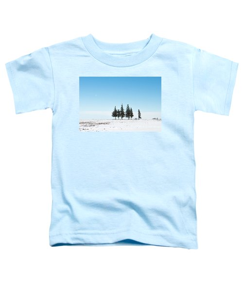 6 Pines And The Moon Toddler T-Shirt