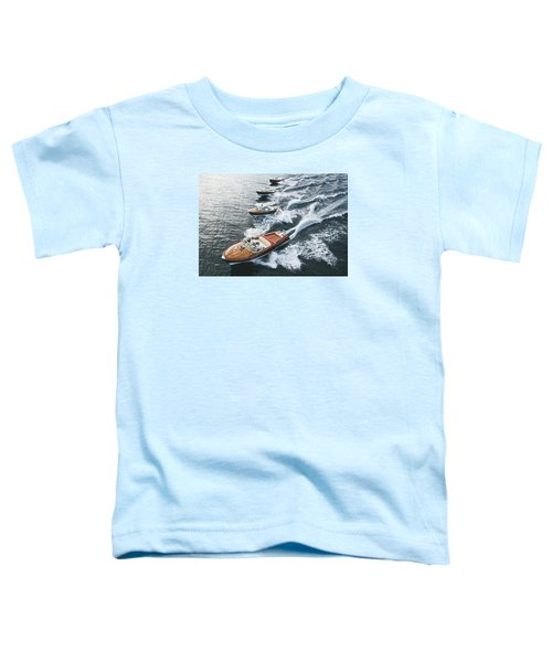 Riva Runabouts Toddler T-Shirt