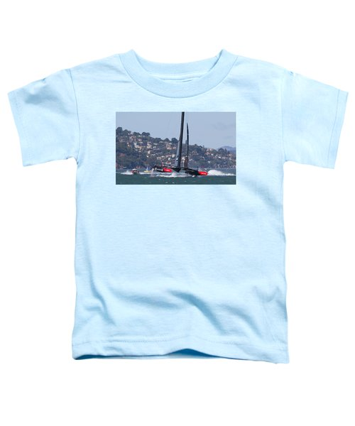America's Cup 34 Toddler T-Shirt