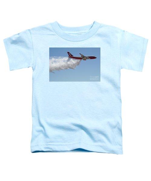 747 Supertanker Drop Toddler T-Shirt