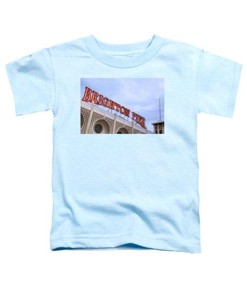Brighton Pier Toddler T-Shirt