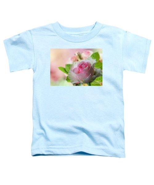A Beautiful Rose Toddler T-Shirt