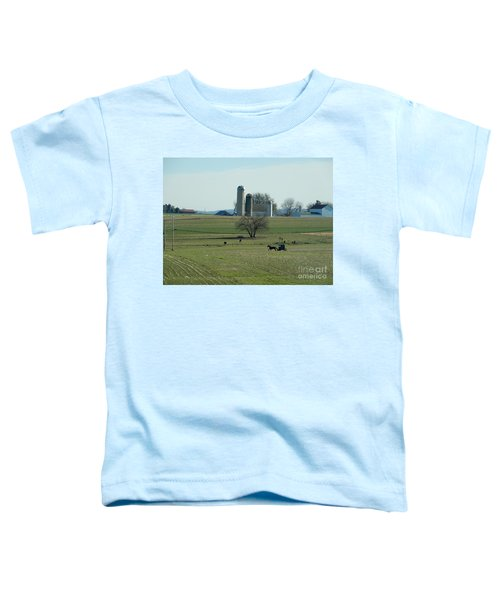 A Clear November Day Toddler T-Shirt