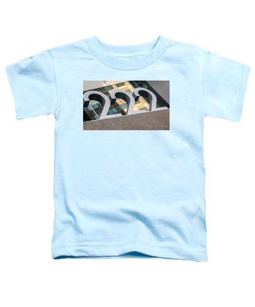 A Close Second - Architectural  Toddler T-Shirt