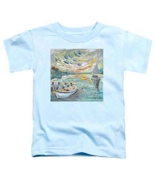 A Dutch Sunset Toddler T-Shirt