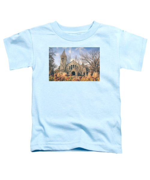A Fine Autumn Day Toddler T-Shirt