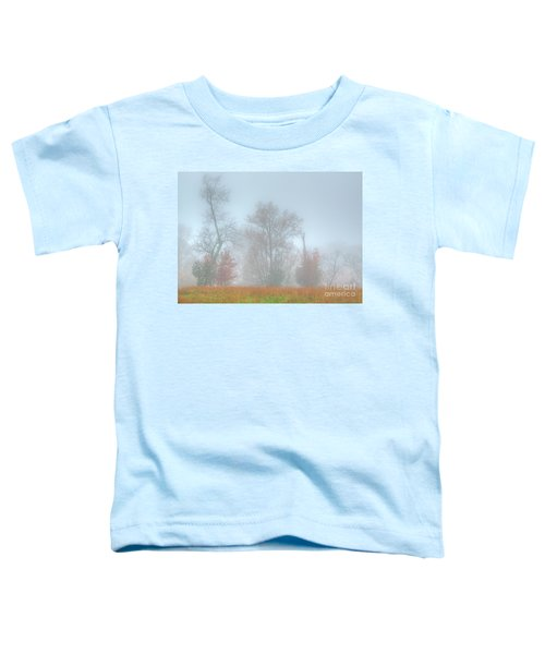 A Foggy Morning Toddler T-Shirt