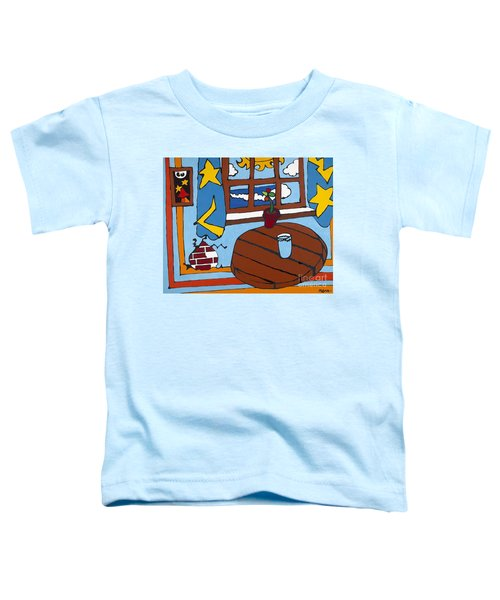 A Glass Of Water Toddler T-Shirt