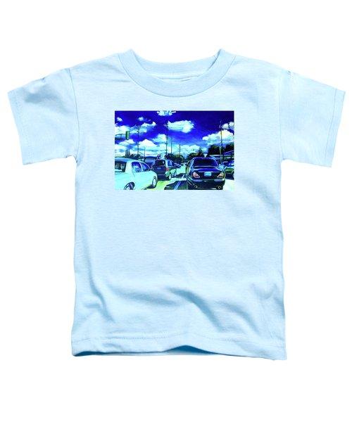 A Good Day Toddler T-Shirt
