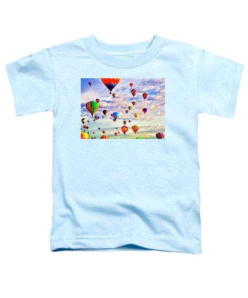 A Great Day To Fly Toddler T-Shirt