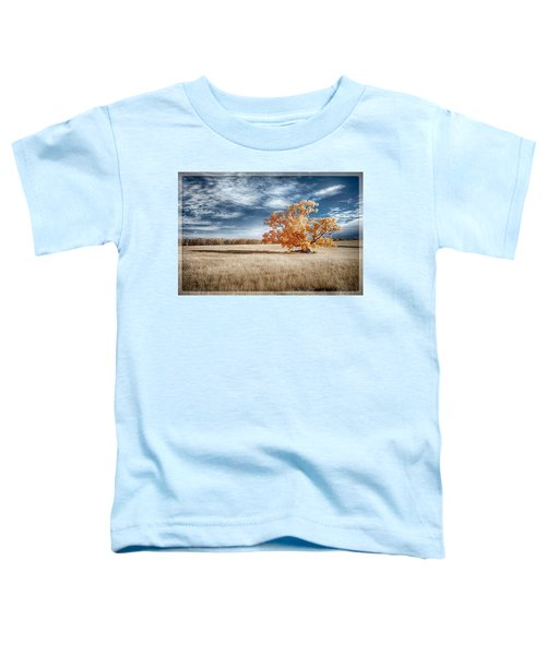 A Lone Tree Toddler T-Shirt