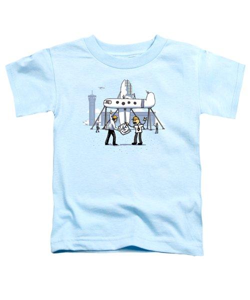A Matter Of Perspective Toddler T-Shirt