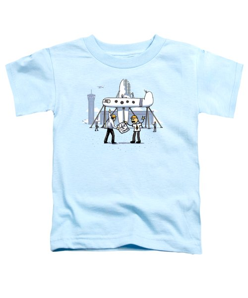 A Matter Of Perspective Toddler T-Shirt