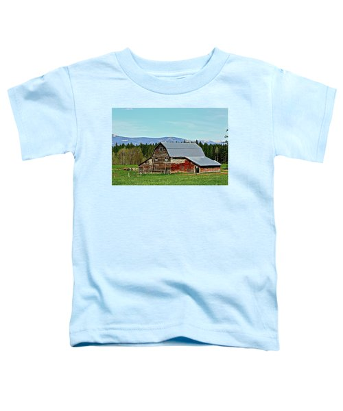 A Peaceful Place Toddler T-Shirt