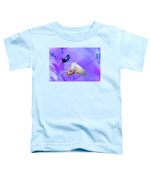 A Strange Butterfly Dream Toddler T-Shirt