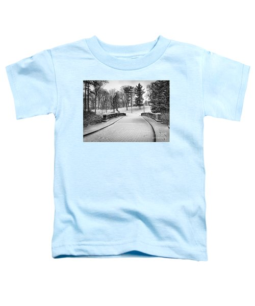 A Walk In The Snow Toddler T-Shirt