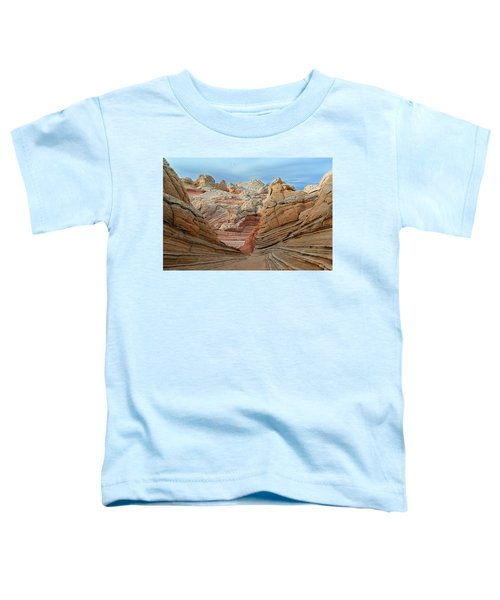 A World In Turmoil Toddler T-Shirt