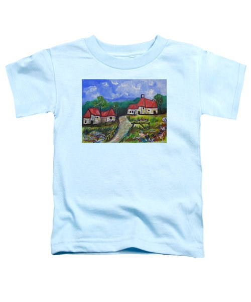 Abandoned Farm Toddler T-Shirt