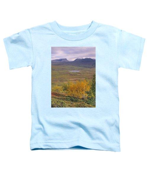 Abisko Nationalpark Toddler T-Shirt