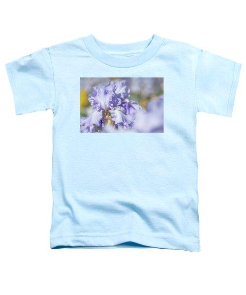 Absolute Treasure 1. The Beauty Of Irises Toddler T-Shirt
