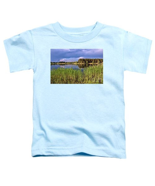 After The Rain Poetry Toddler T-Shirt