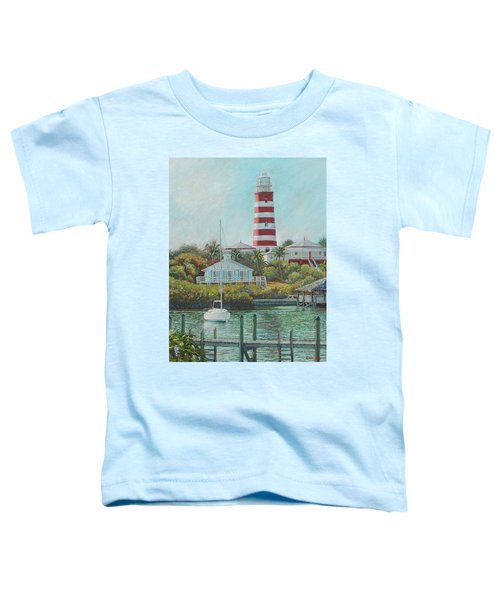 Afternoon In Hope Town Toddler T-Shirt
