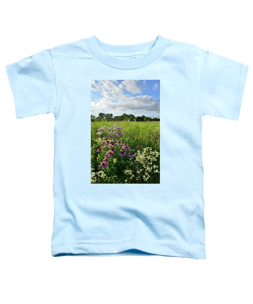 Afternoon In Moraine Hills State Park Toddler T-Shirt