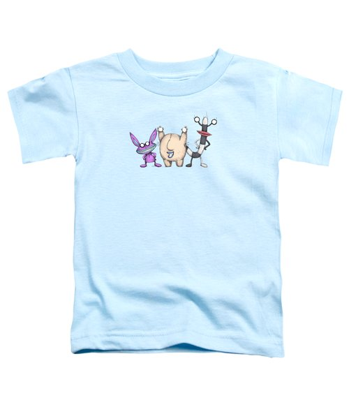 Ahh Real Plushies Toddler T-Shirt