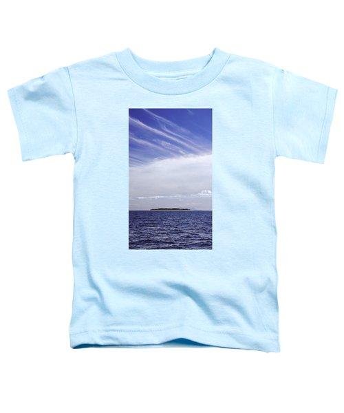 Ahoy Bounty Island Resort Toddler T-Shirt