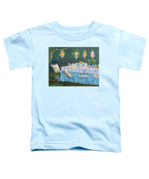 Al Fresco  Toddler T-Shirt