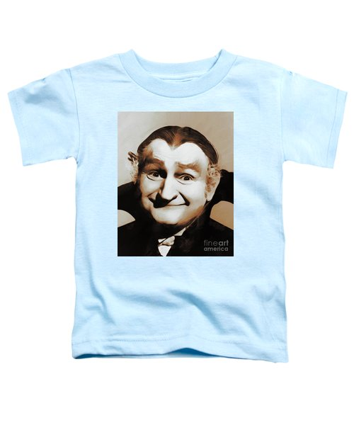 Al Lewis, Grandpa Munster Toddler T-Shirt