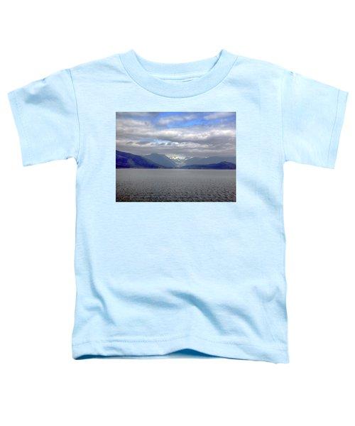 Alaskan Coast 2 Toddler T-Shirt