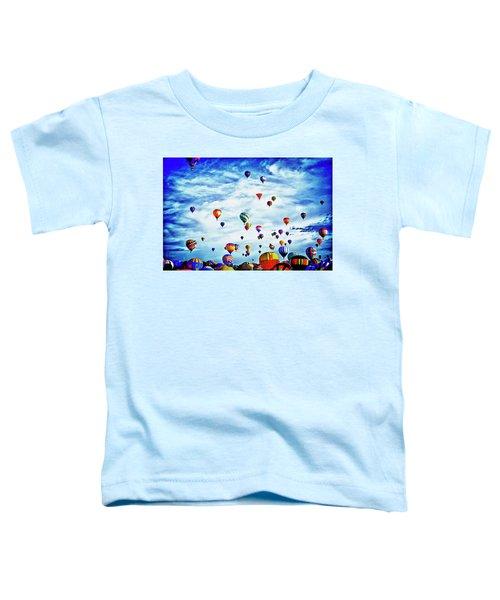Albuquerque Blues Toddler T-Shirt