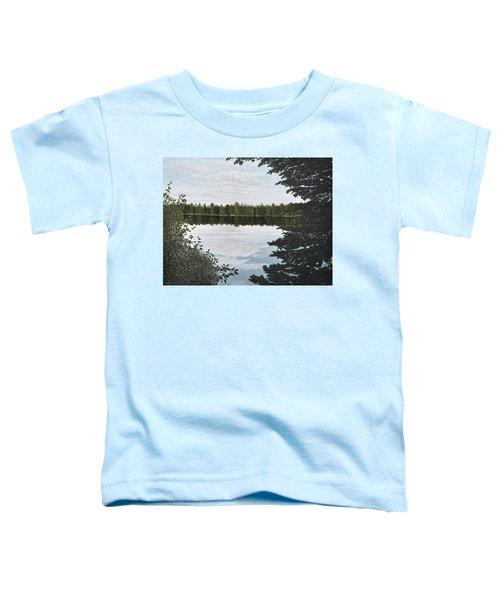 Algonquin Park Toddler T-Shirt