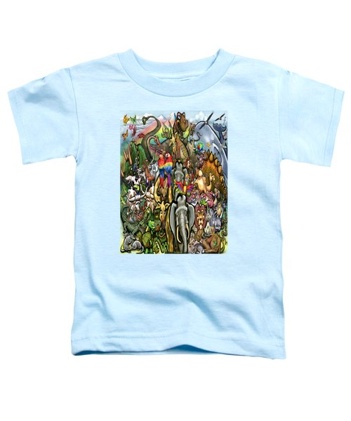 All Creatures Great Small Toddler T-Shirt