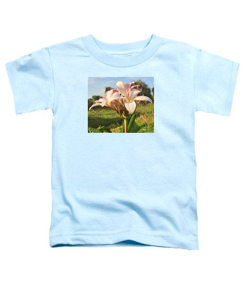 Aloha Toddler T-Shirt