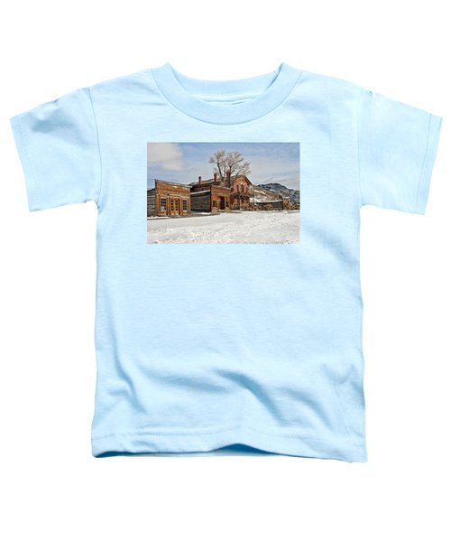 American Ghost Town Toddler T-Shirt