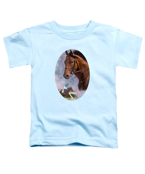 American Pharoah Toddler T-Shirt