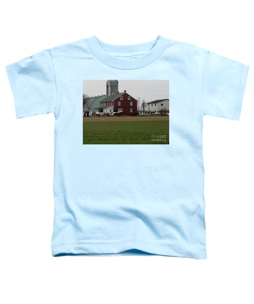 Amish Homestead 7 Toddler T-Shirt