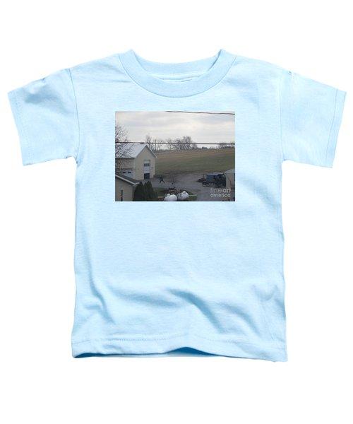 An Evening Game Toddler T-Shirt