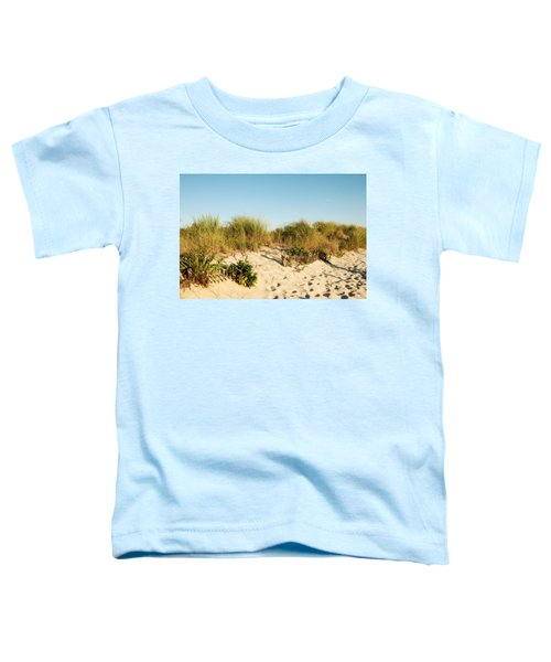 An Opening In The Fence - Jersey Shore Toddler T-Shirt