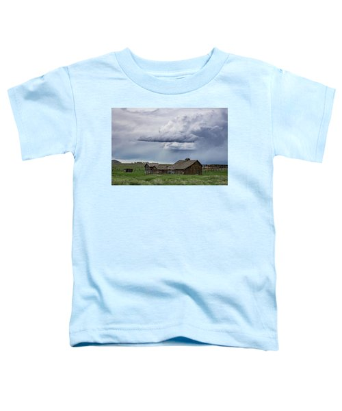 And Then The Rains Came Toddler T-Shirt