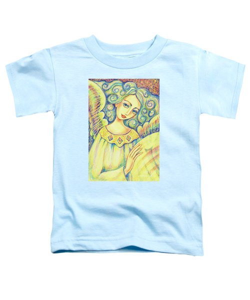 Angel Of Mercy Toddler T-Shirt