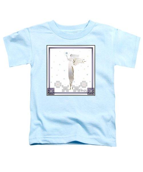 Angelic Messenger Toddler T-Shirt
