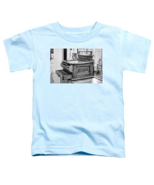 Antique Cash Register Toddler T-Shirt