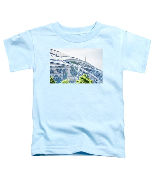 April 2017 Arlington Texas Att Nfl Cowboys Football Stadium  Toddler T-Shirt