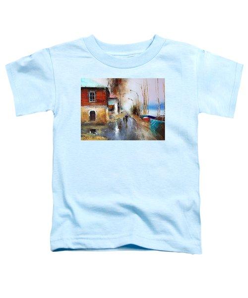 April. The River Volga Toddler T-Shirt