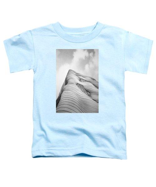 Aqua Tower Toddler T-Shirt