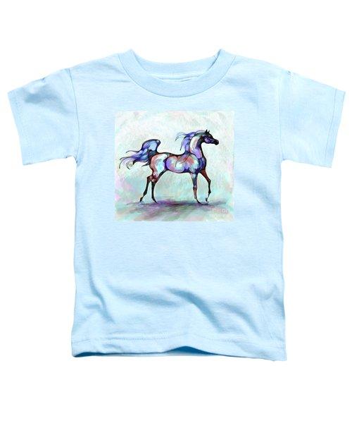 Arabian Horse Overlook Toddler T-Shirt
